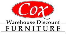 Cox Warehouse Discount Furniture Logo